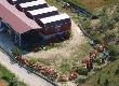 Maquinaria Agrícola CMAS - Otra foto del taller · Esta es otra vista aérea del taller CMAS, construcción de maquinaria agrícola en Oteiza, Navarra.